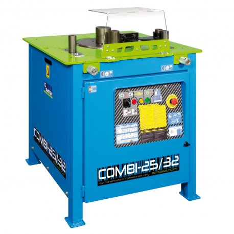 SIMA Betonstahl Biege-Schneidemaschine COMBI-25/32 2,2KW 400V 50HZ