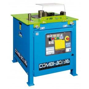 SIMA Betonstahl Biege-Schneidemaschine COMBI-30/36 3KW 400V 50HZ