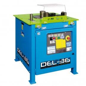 SIMA Betonstahl Biegemaschine DEL-36 3KW  400V 50HZ