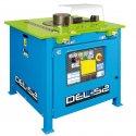 Betonstahl Biegemaschine DEL-52 400V 4,0KW Ø 52 mm