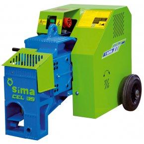 SIMA Betonstahl Schneidemaschine Cel36 1,5KW  230/400V 50HZ 2