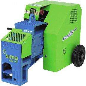SIMA Betonstahl Schneidemaschine Cel-35 35mm 415V 2,2Kw 1º