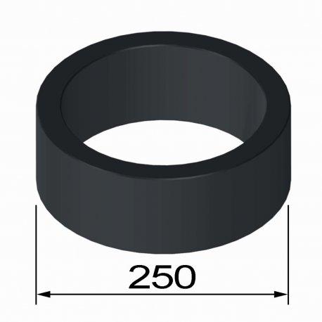 Biegedorn für übergrosse Durchmessern Betonstahl Maschinen DEL-45-52