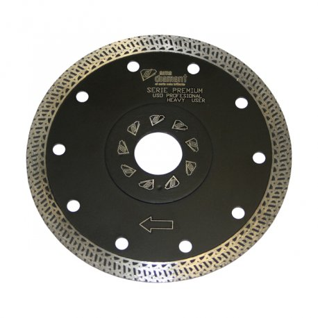 Diamanttrennscheibe Porzellan–Extra dünn-Premium 115mm