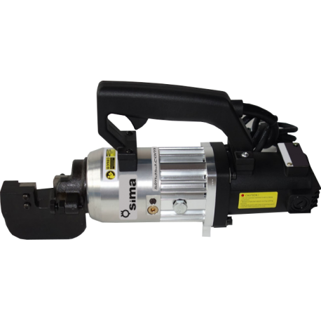 Schneidemaschine für Baustahl Stangen CX20 230V 1,20KW Ø 20 mm