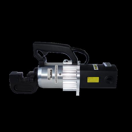 Schneidemaschine für Baustahl Stangen CX25 230V 1,50KW Ø 25 mm