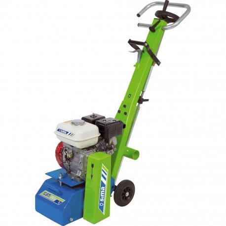 SIMA Bodenfräsmaschine CAT 202 Honda Benzin 4Hp 1º