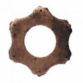 SIMA 6-kt. Sternlamelle für Bodenfräsmaschine CAT-202