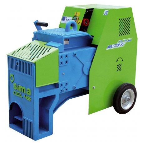 SIMA Betonstahl Schneidemaschine CEL55 3KW T 230/400V 50HZ 1º
