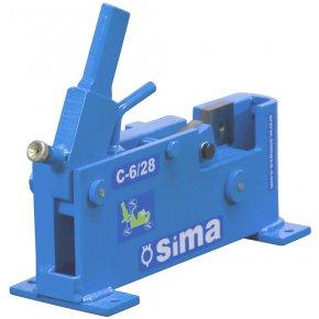 SIMA Betonstahl Schneidemaschine C6/28 28mm 1º