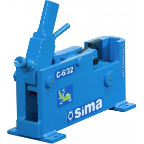 SIMA Betonstahl Schneidemaschine C6/32 32mm 1º