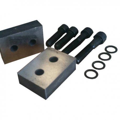 SIMA Set von Ersatzmesser für Betonstahl Biege-Schneidemaschinen